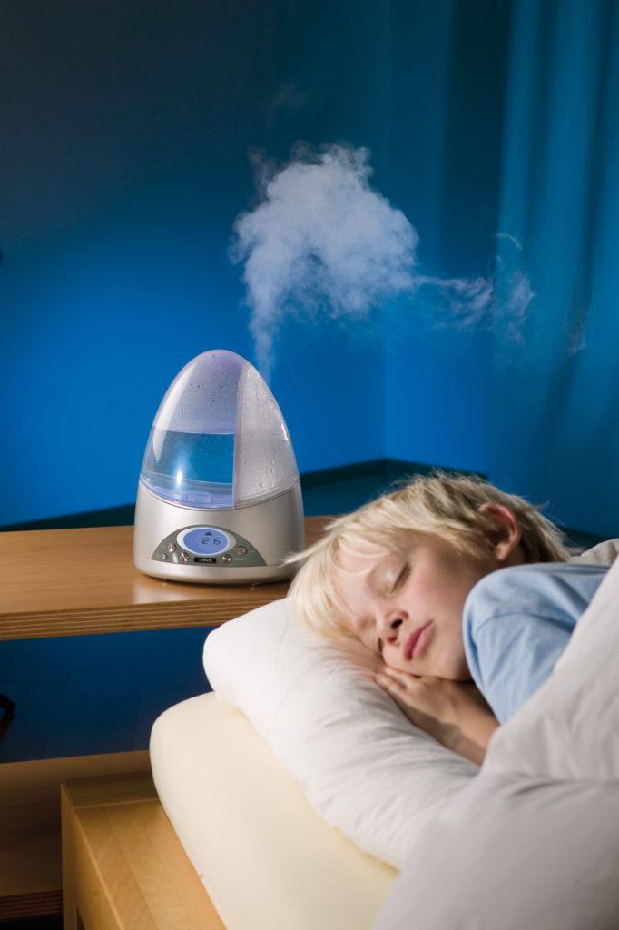 Домашний увлажнитель для воздуха