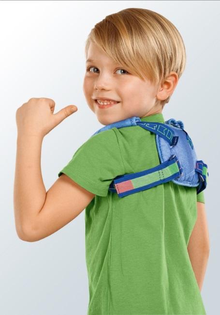 Корректор осанки для ребенка