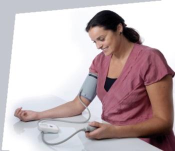 Измерение давления тонометром в домашних условиях