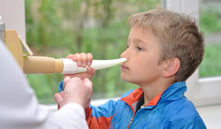 Лечение носа ультрафиолетовым облучением