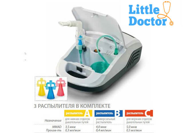 Медицинская техника Little doctor