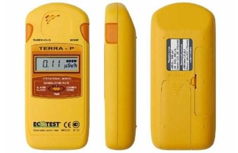 Дозиметр радиации Терра