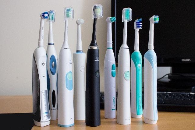 Зубные электрические щетки
